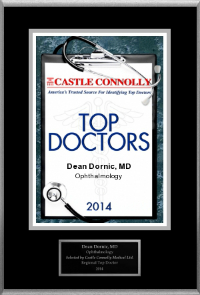 Dr. Dornic is a Top Doc.